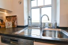 Funktionelle Küche
